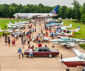 Innovations in Flight Family Day and Aviation Display. Photo by Dane Penland courtesy of The National Air and Space Museum
