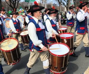 New Haven is just one town celebrating St. Pat's with a parade this weekend. Photo courtesy of New Haven St. Patrick's Day Parade