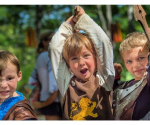 Travel back in time at the New York Renaissance Faire. Photo by Deborah Grosmark