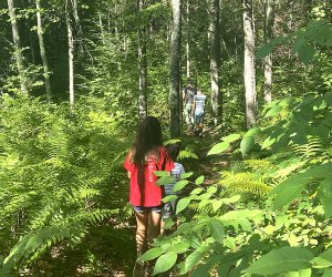 Hiking is one of our favorite fall activities in New Jersey