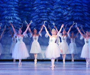 Greenwich Ballet Academy presents the classic holiday story in a lavish production performed by 125 students. Photo courtesy of the academy