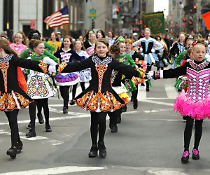NYC's famous St. Patrick's Day Parade takes place this Saturday! Photo by Diana Williamson via Flickr