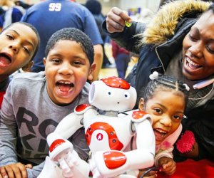 Create and build at City of Science this weekend in Park Slope. Photo courtesy the festival.