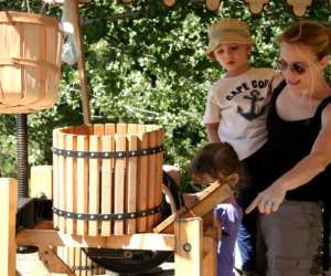 Apple Picking near Los Angeles: Cider Making