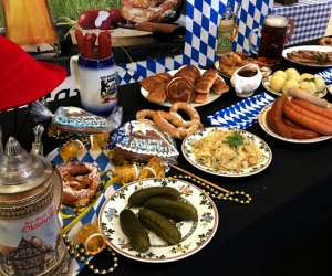 35+ Fall Activities near Los Angeles for Kids: Oktoberfest