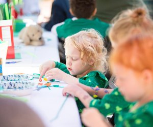 Celebrate St. Patrick's Day with a jig and some crafting. Photo courtesy of One Colorado
