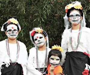 Celebrate Day of the Dead at the Pelham Art Center. Photo courtesy of the center