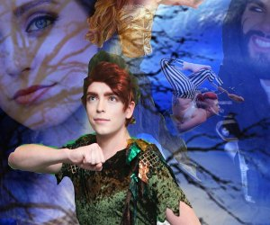 Take a trip to Neverland with Peter Pan and Friends on Ice at ArtsWestchester. Photo courtesy of the production