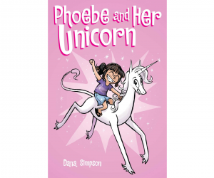 Phoebe and Her Unicorn cover art