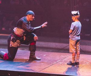 Themed Restaurants and Dinner Shows near Los Angeles: Pirate Dinner Theater