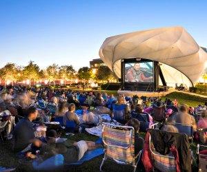 Playa Vista Movies in the Park, photo courtesy of Playa Vista