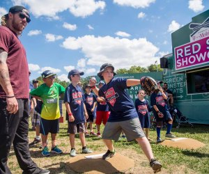 The Red Sox Showcase starts its tour around Boston this weekend. Photo courtesy of the Red Sox Facebook page