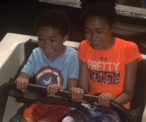 Have a Blast at Six Flags Magic Mountain with Kids of All Ages: Rides for the Family