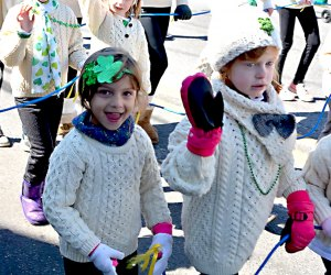 The Rumson St. Patrick's Day Parade is one of many happening this weekend in NJ. Photo courtesy of the parade