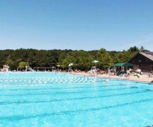 Saxon Woods pool