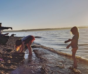 Things To Do in Seattle with Kids: Alki Beach