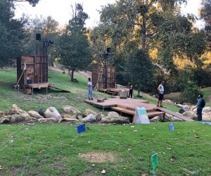 Griffith Park Shakespeare: Socially Distant Pods