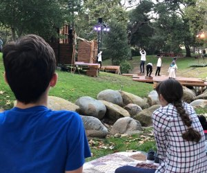 Griffith Park Shakespeare: The Tempest begins