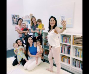 Top Classes for Babies and Toddlers in Los Angeles: Signshine