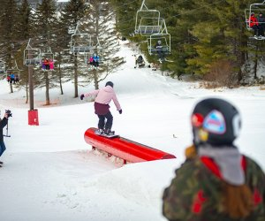 Skiing and Snowboarding at Ski Sundown Westchester Open Now