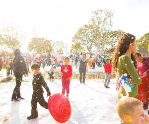 Flurries are predicted at Snow Wonder. Photo courtesy of Marina del Rey