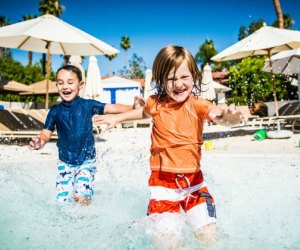 Fall Day Trips from Los Angeles: Splashtopia in Palm Springs