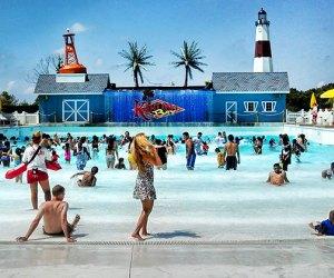 Splish Splash's zero-entry pool