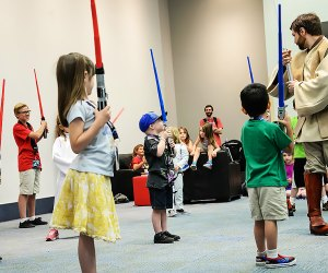Spend a weekend immersed in a Star Wars experience featuring cast and crew appearances and special activities for kids, Photo courtesy of the Star Wars Celebration