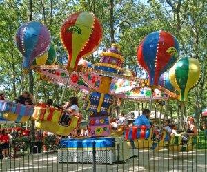 Storybook Land is a wonderful first amusement park
