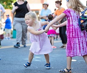 Dance to the music at Summit Sounds on Thursday nights. Photo courtesy of Summit Downtown