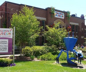 The Best Children's Museum in Every State: Children's Museum of New Hampshire