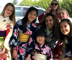 Enjoy authentic Japanese foods and performances at the Matsuri Festival in Harrison. Photo courtesy of the event