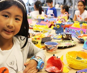 Treat your kids to a ceramics workshop Sunday at  Gold Coast Arts Center. Photo courtesy of the center