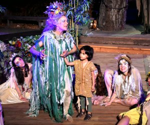35+ Fall Activities near Los Angeles for Kids: Theatricum Botanicum