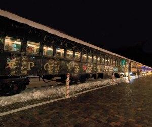 Grand Canyon Railway's Polar Express