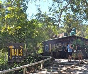 Trails Cafe in Griffith Park