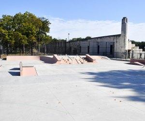 skate park van cortlandt park