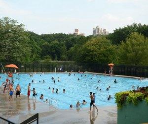 pool van cortlandt Park