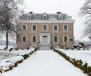 Van Cortlandt House Museum Park