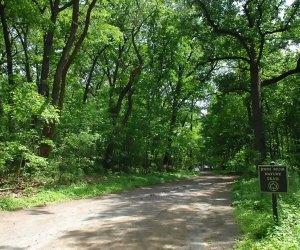 john muir trail Van Cortlandt Park