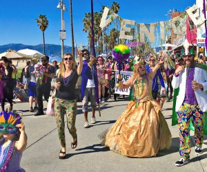 Open up your costume closet for Venice Mardi Gras. Photo by CJ Gronner/Blogtown