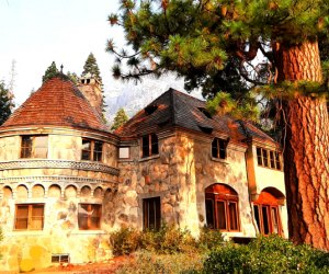Things To Do with Kids in Lake Tahoe: Visit a Viking castle