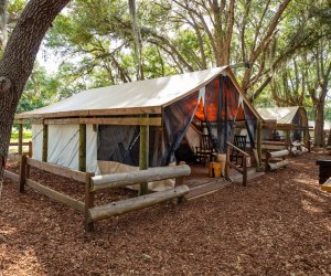 Glamp it up! GLAMPING AT Westgate River Ranch