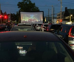 Dine and Drive-In movie serie in White Plains