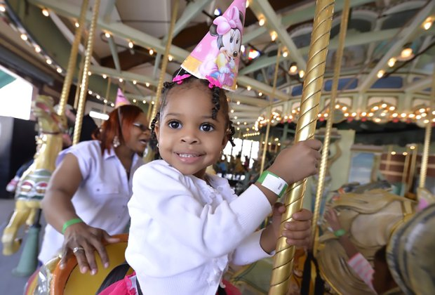 The 1912 Carousel At Prospect Park Offers Birthday Parties For All Ages Photo By Paul Your Toddler Is Another Year Older