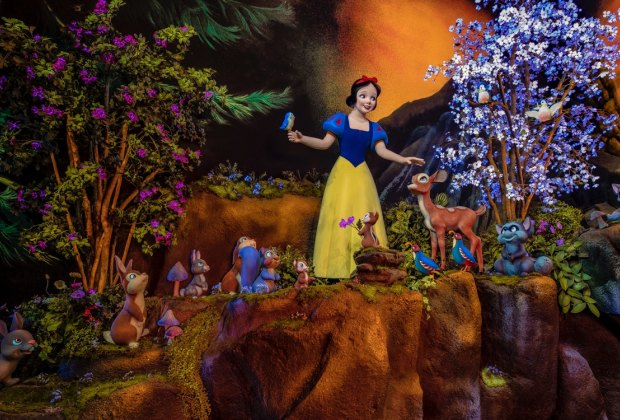 New at the SoCal Amusement Parks: Snow White