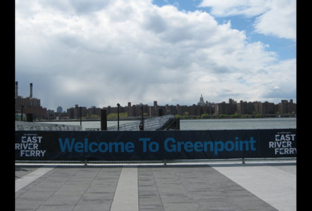 East River Ferry's Greenpoint terminal