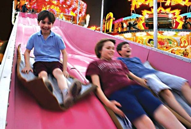 Enjoy classic family fair fun at State Fair Meadowlands in East Rutherford. Photo courtesy of the fair