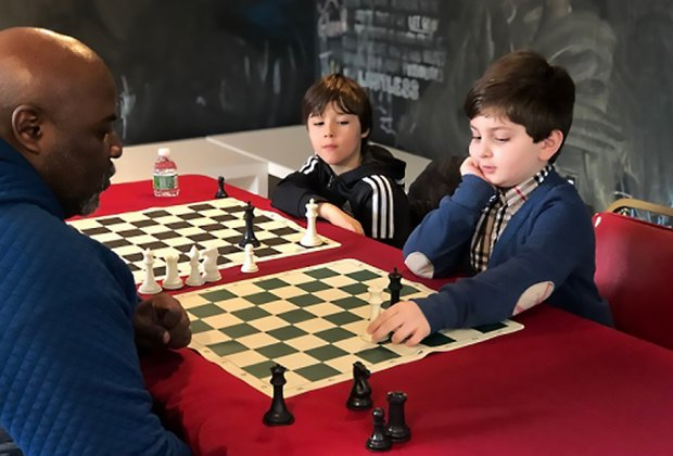 Learn the game  or cultivate your chess skills in Southampton this weekend. Photo courtesy of the  Southampton Art Center