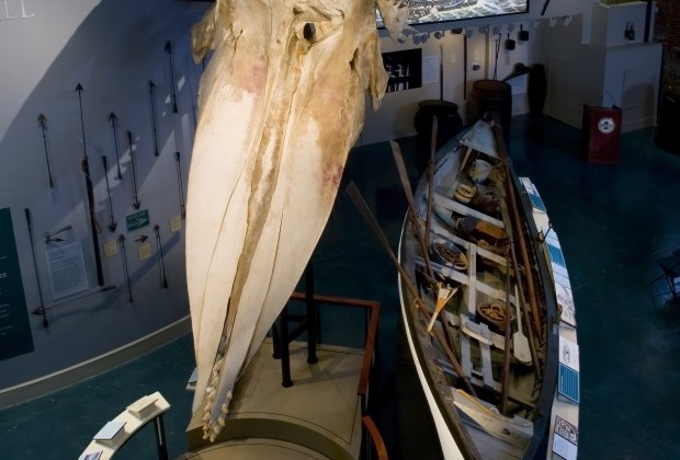 NHA's Whaling Museum